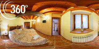 Visita virtual a la habitación Eguzki en Casa Rural Ekolanda